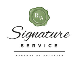 signature service badge